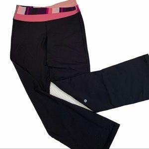 Lululemon Astro Flare Yoga Workout Pants 6